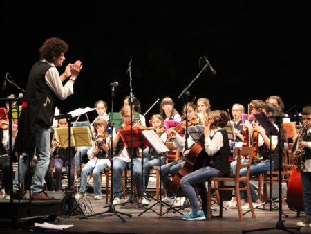 Orchestra-mosaico-fano-jazz-young-stage